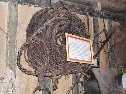 Dụng cụ săn voi của huyền thoại Ama Kông