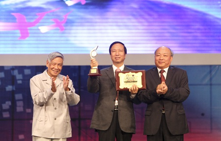 Giải thưởng Nhân tài Đất Việt: Tôn vinh tri thức thời đại và trí tuệ Việt - 3