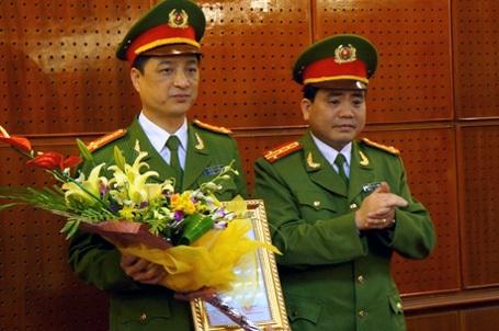 Bổ nhiệm Đại tá Nguyễn Duy Ngọc giữ chức Phó Giám đốc CATP Hà Nội