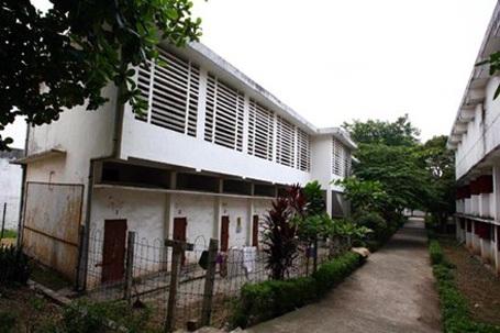 Khu giam giữ tù Trại tạm giam, Công an Bắc Giang.