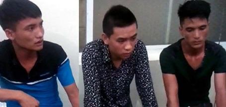 3 thầy giáo thể chất tương lai bị phát hiện tàng trữ ma túy.