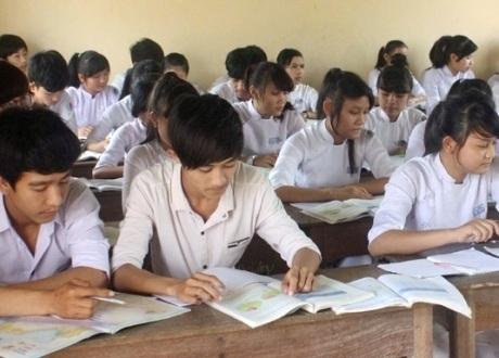 Học sinh miền núi Quảng Ngãi thích chọn môn thi là Lịch sử và Địa lí.