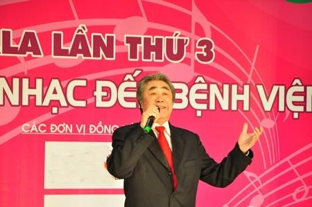 NSND Quang Thọ.