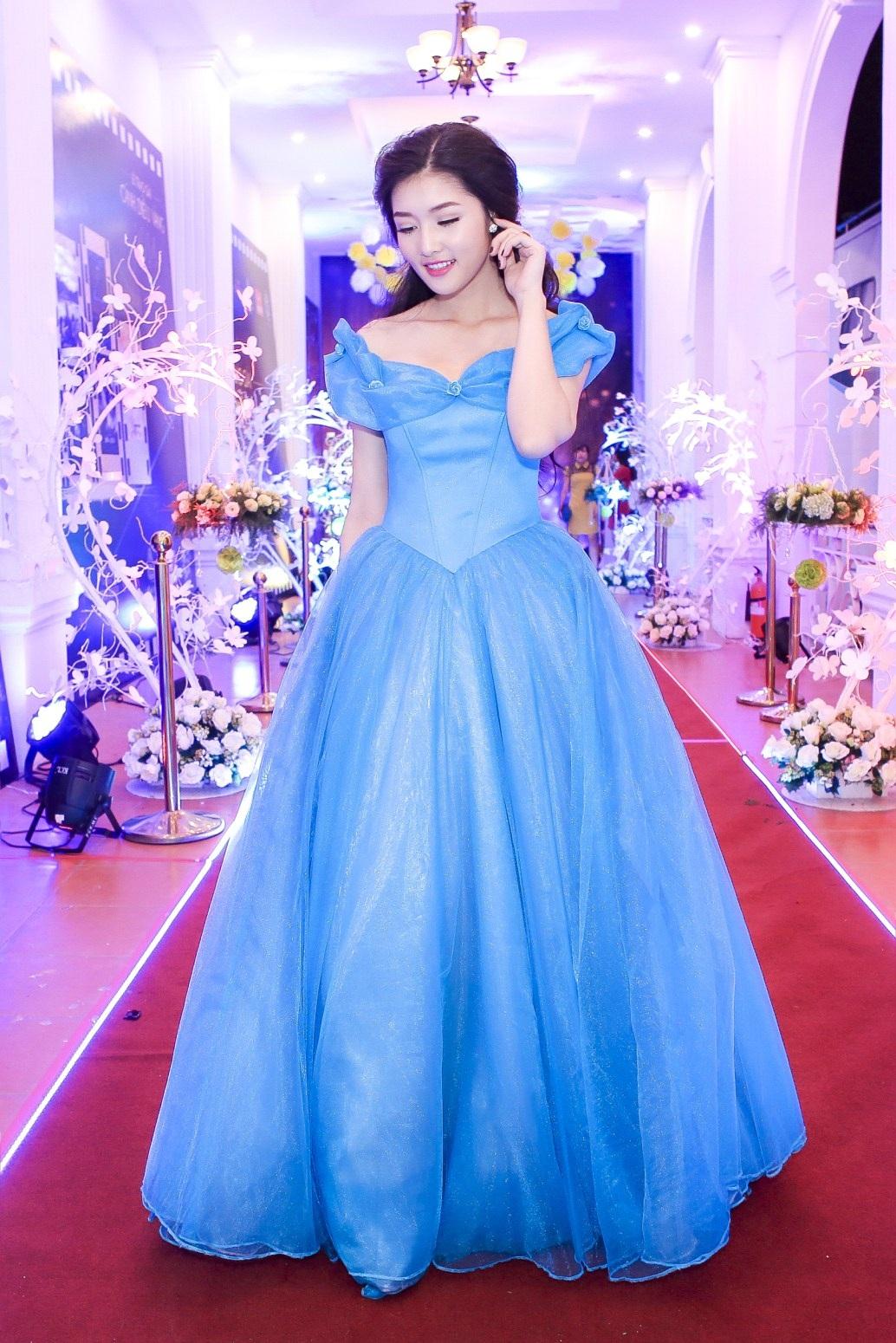 Hoa hậu sinh năm 1992 hiện đã dắt túi cho mình 3 vai diễn trong phim truyền hình
