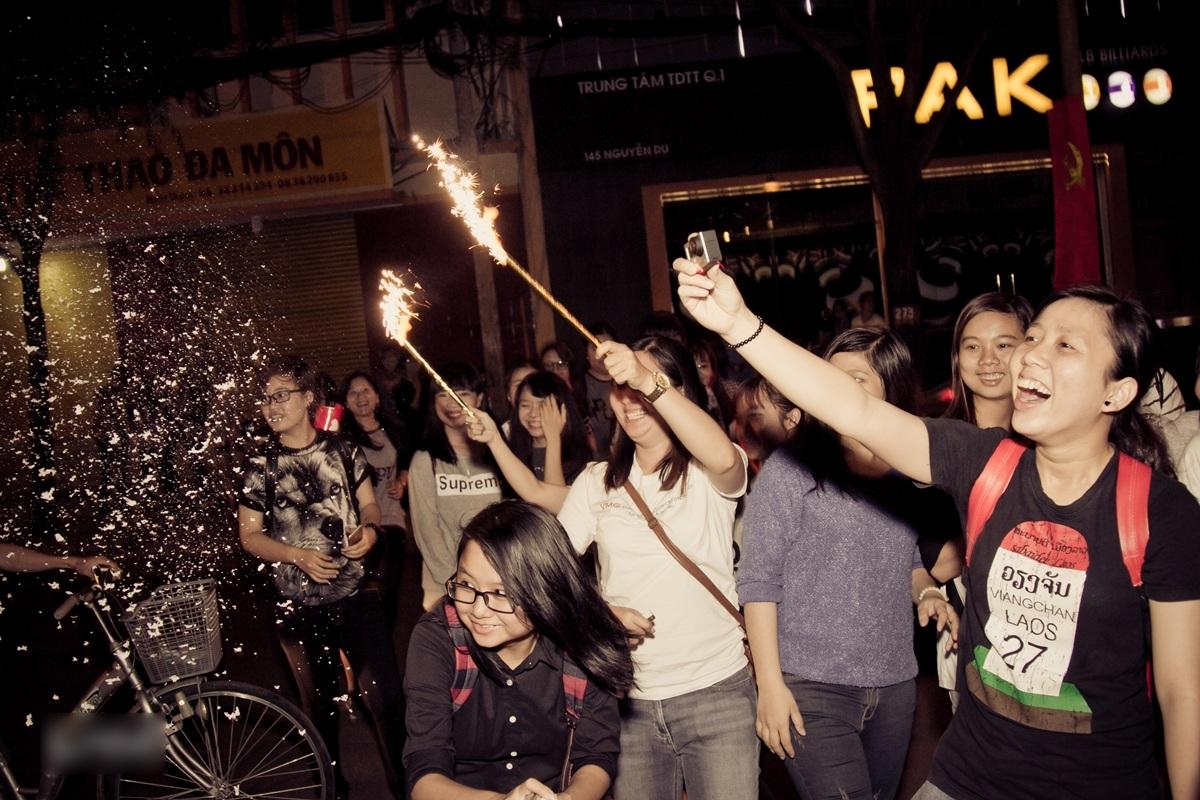 Fan club của Chi Pu cũng đã mang đến bất ngờ đặc biệt cho thần tượng.