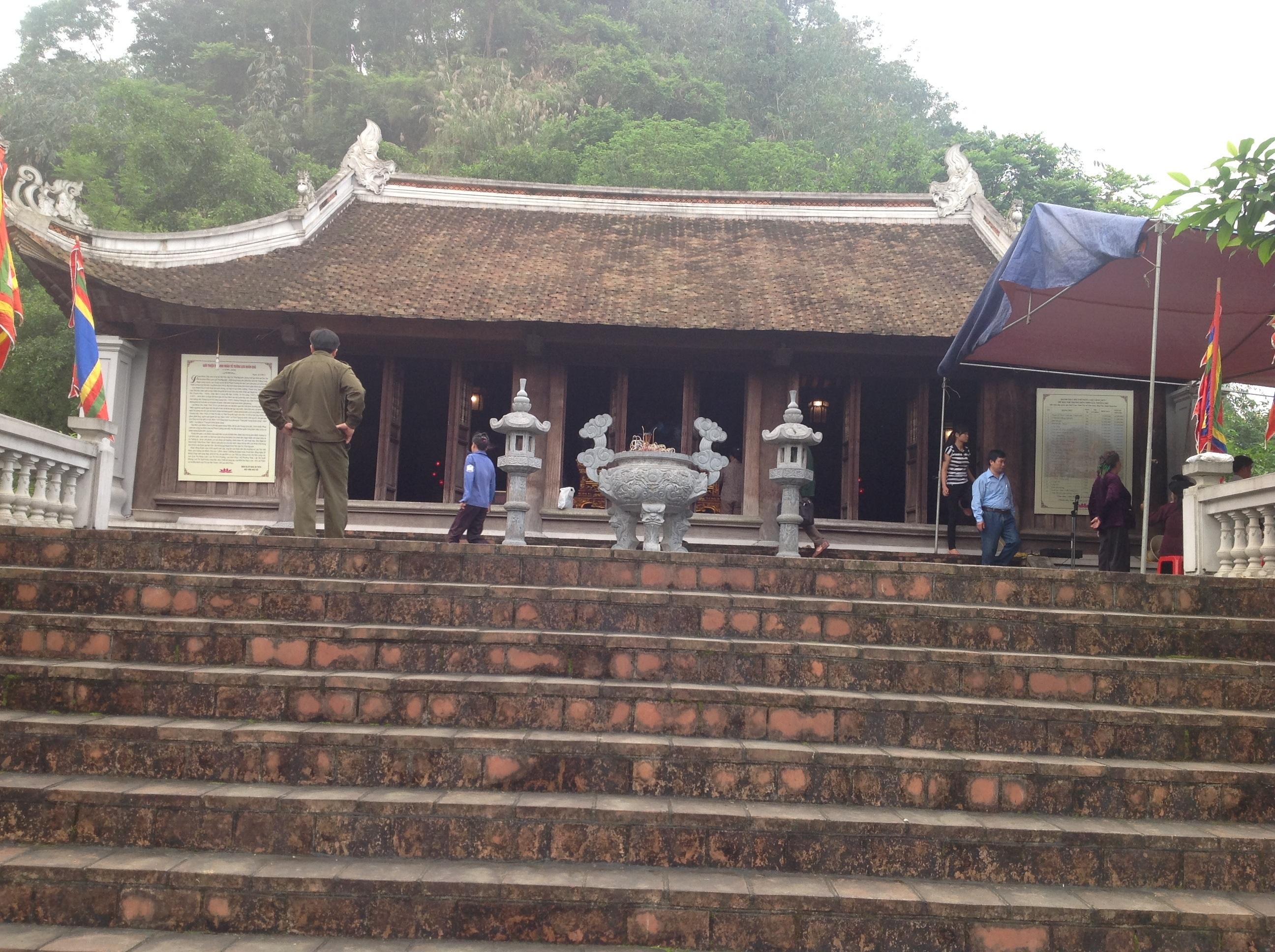 Đền thờ Tể tướng Lưu Nhân Chú tại