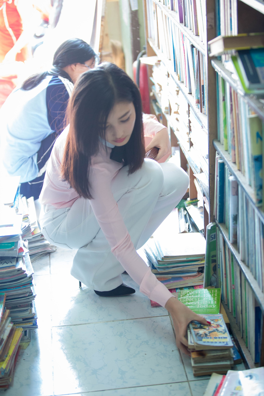 Hoa hậu hi vọng nhiều người yêu sách sẽ