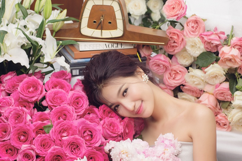 Mỹ Linh là MC của chương trình Giọng hát Việt 2015