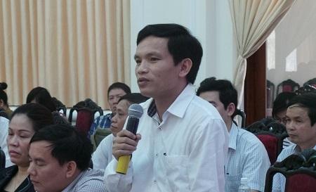 PGS.TS Mai Văn Trinh trả lời các vấn đề xoay quanh kì thi tốt nghiệp