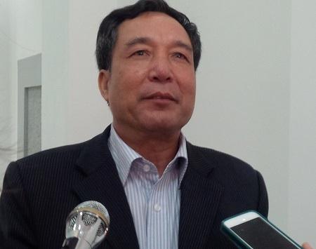 Ông Đỗ Văn Hán - Giám đốc Sở GD-ĐT Lai Châu