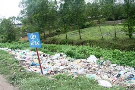 Nhà máy rác triệu đô xây xong rồi... bỏ hoang