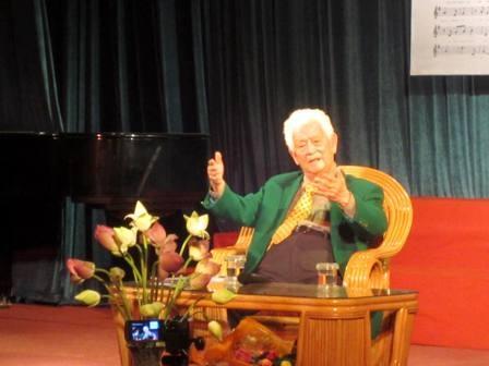 Kỷ niệm 100 năm ngày sinh thi sĩ họ Hàn với Trường ca Hàn Mặc Tử