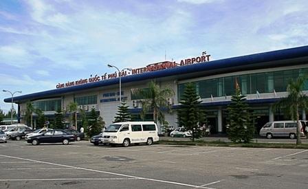 Huế: Sân bay quốc tế Phú Bài sẽ đóng cửa 8 tháng để sửa chữa