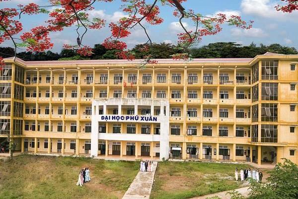 Trường ĐH Phú Xuân Huế