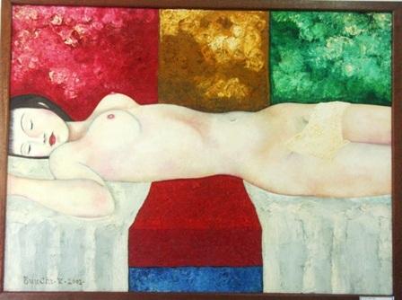 5 bức tranh khỏa thân tuyệt đẹp