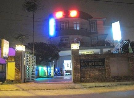 Khách sạn Quốc Đạt của Nguyễn Thịnh (ảnh: N.T)