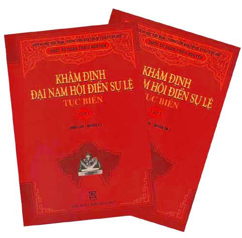 Bộ sách quý vừa được ra mắt thu hút sự quan tâm của giới nghiên cứu Huế