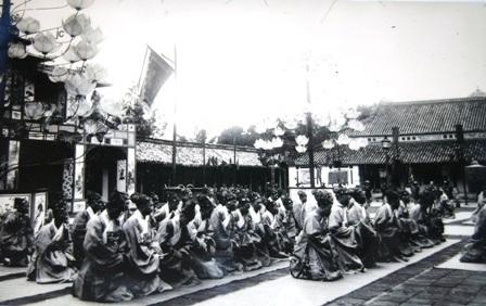 Các quan lại triều Nguyễn