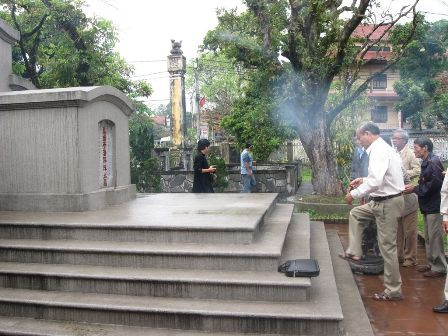 Khu lưu niệm chí sĩ yêu nước Phan Bội Châu