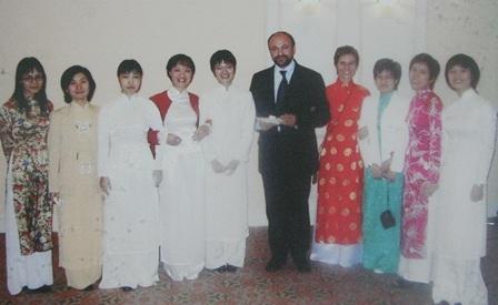BS.Carlo Urbani - người đã hy sinh vì SARS cho Việt Nam
