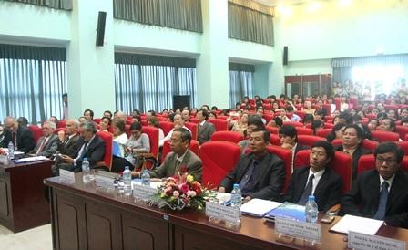 Nhiều lãnh đạo về y tế thế giới, Việt Nam đã về dự lễ tưởng niệm 10 năm ngày mất BS.Carlo Urbani