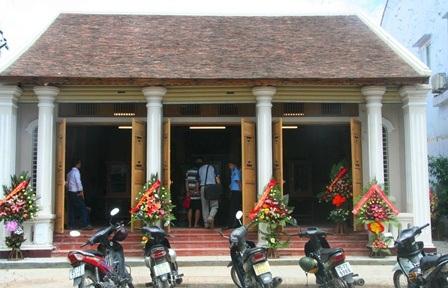 Ngôi nhà 114 đường Mai Thúc Loan chính thức trở thành Bảo tàng cổ vật tư nhân đầu tiên tại Huế