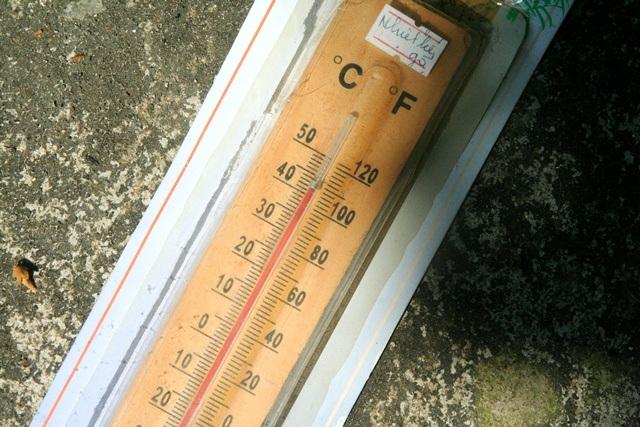 Cuộc sống ở nơi nóng nhất nước: 42 độ C