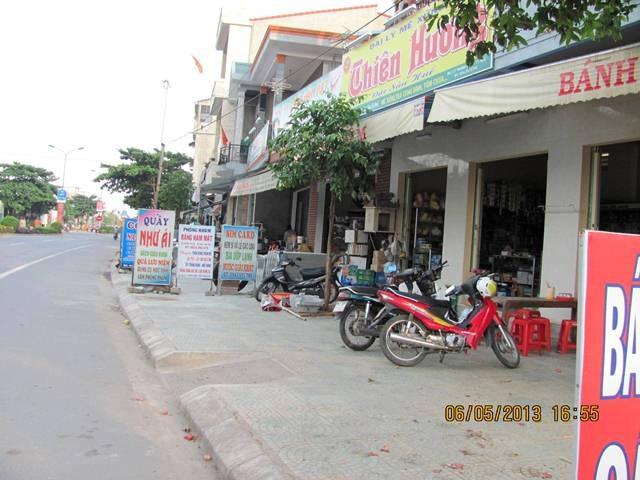 Địa điểm anh Hai bị cướp ngay trên QL1A qua địa bàn huyện Phong Điền (TT- Huế).