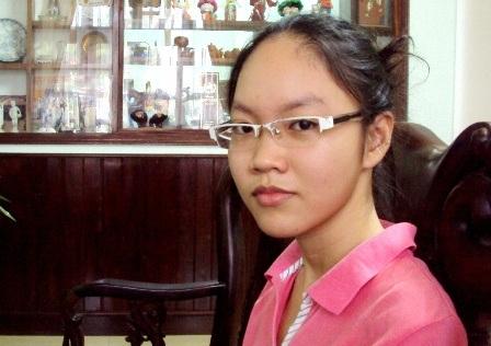 Thủ khoa toàn quốc Nguyễn Ngô Bảo Ngọc với 59 điểm
