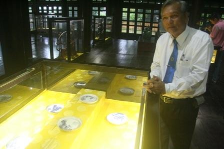 Nhà sưu tập Đoàn Phước Thuận