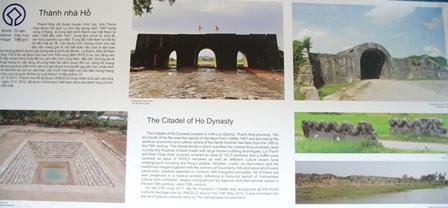 Thành Nhà Hồ, di sản văn hóa thế giới tại Việt Nam mới được UNESCO công nhận gần đây