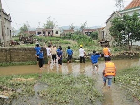 Hành trình gian khổ đến với Quảng Trạch