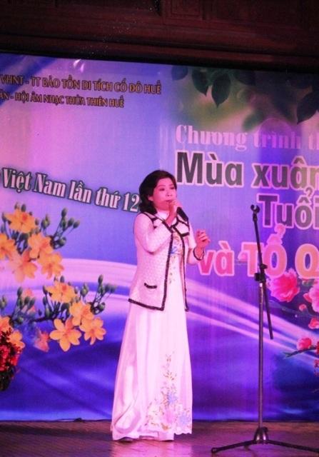 """Nghệ sĩ Bạch Hạc cùng bài thơ """"Nguyên Tiêu"""""""