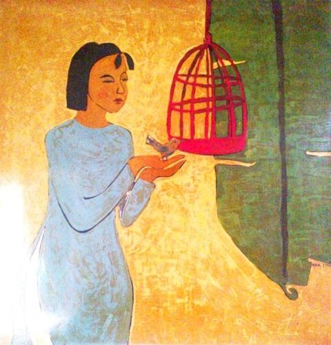 Phóng sanh - Võ Quang Hoành