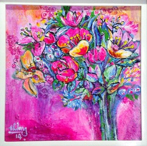 Hoa Xuân tặng mẹ - Lê Thuận Long