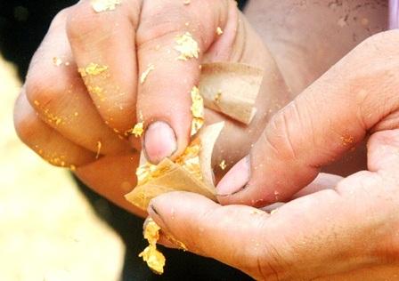 Những miếng vàng cuối cùng