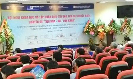 Thiết lập mô hình đa chuyên khoa trong điều trị ung thư tại Việt Nam