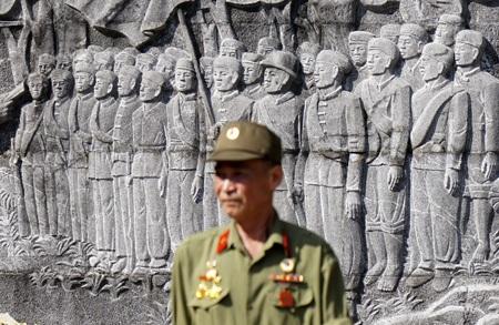 Trở về nơi thành lập Đội Việt Nam tuyên truyền Giải phóng quân
