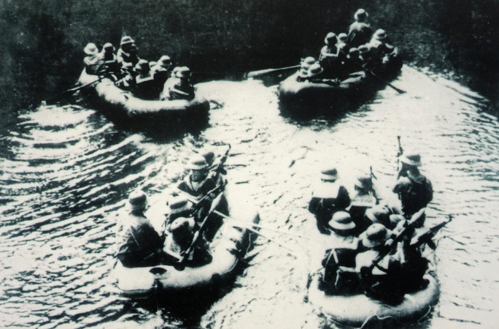 Giải phóng đảo Thổ Chu ngày 27/5/1975.