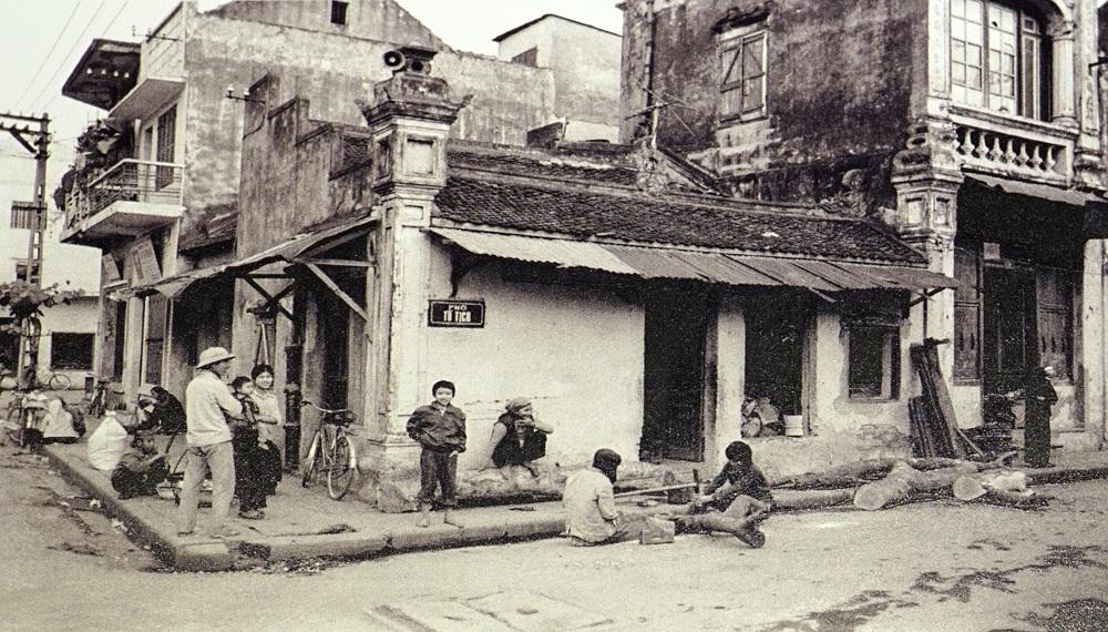 Phố Tô Tịch 1980.