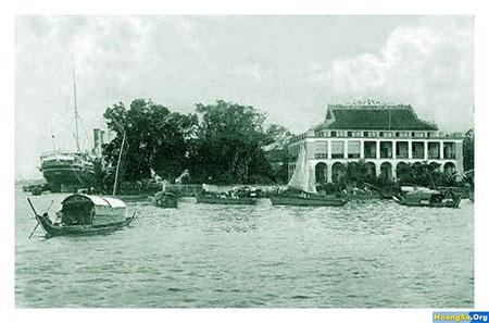 Từ Cảng Sài Gòn Bác đi tìm hình của nước - 1