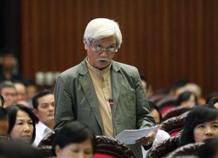 Ông Dương Trung Quốc là vị đại biểu Quốc hội dám nói thẳng trên nghị trường.