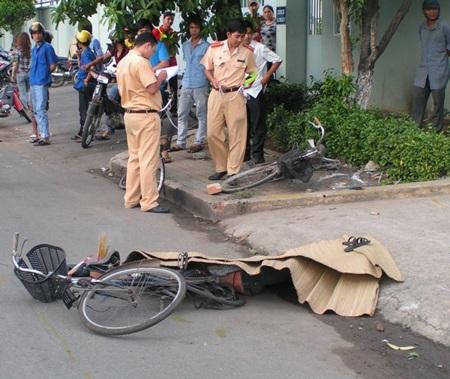 Một nạn nhân tử vong ngay tại hiện trường