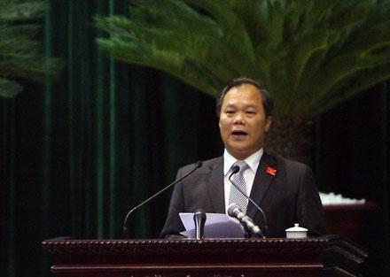 Chủ nhiệm Ủy ban Pháp luật của Quốc hội, ông Phan Trung Lý