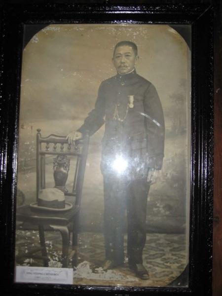 Vua Mèo Vương Chính Đức trên Cao nguyên Đá Đồng Văn.