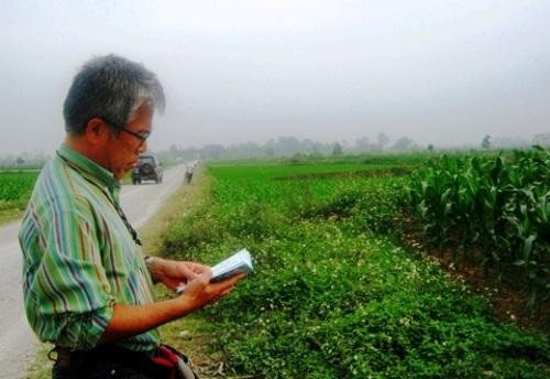 Tiến sĩ Nishimura Masanari, người có đóng góp lớn với ngành Khảo cổ Việt Nam.