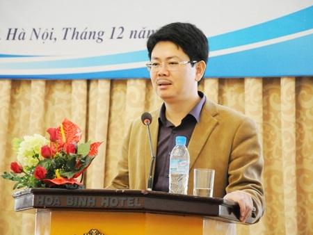 Ông Nguyễn Thanh Tịnh - Cục trưởng Cục Bồi thường Nhà nước.