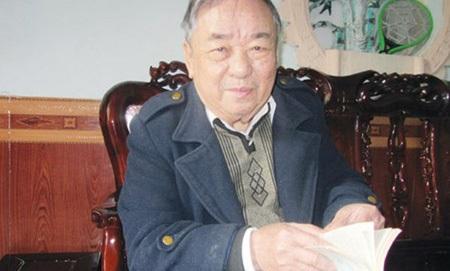 Ông Hồ Bá Quỳnh.