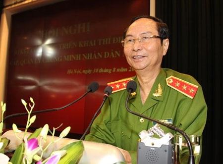 Thượng tướng Phạm Quý Ngọ đã qua đời vào 21h5 ngày 18/2 tại Bệnh viện Quân đội 108