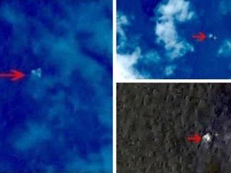 Việt Nam điều máy bay ra khu vực mà Trung Quốc công bố hình ảnh, nghi là mảnh vỡ máy báy